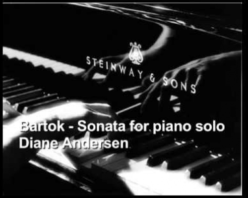 Bartok - Sonata for piano solo