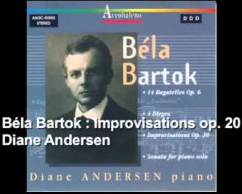 Bartok - Improvisations